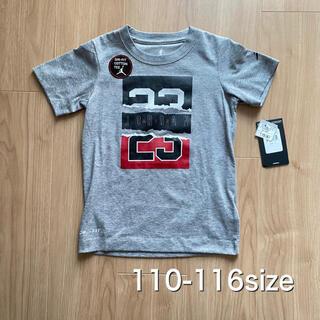 ナイキ(NIKE)の新品♡ジョーダンTシャツ 110-116size(Tシャツ/カットソー)