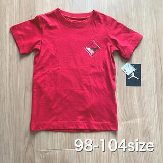 ナイキ(NIKE)の新品♡ジョーダン Tシャツ 98-104size(Tシャツ/カットソー)