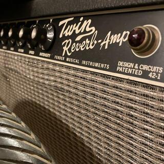 フェンダー(Fender)のFender twin Reverb  フェンダー ツインリバーブ(ギターアンプ)