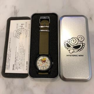 ヒステリックミニ(HYSTERIC MINI)のヒスミニ 腕時計(腕時計)