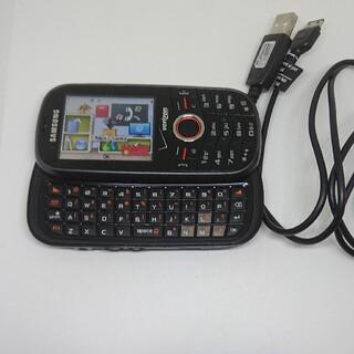 サムスン(SAMSUNG)の海外携帯 Samsung SCH-U450 QWERTYキー CDMA2000(携帯電話本体)