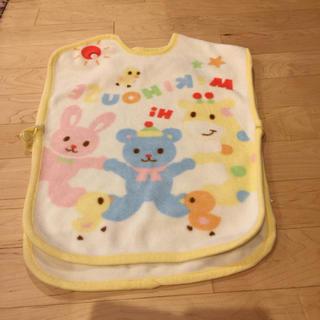 ミキハウス(mikihouse)のミキハウスおやすみスリーパー(毛布)