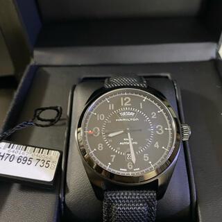 ハミルトン(Hamilton)のハミルトン カーキフィールド オート H70695735(腕時計(アナログ))