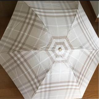 バーバリー(BURBERRY)のバーバリー 折りたたみ傘(傘)