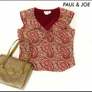 ポールアンドジョー(PAUL & JOE)のpaul&joe(シャツ/ブラウス(半袖/袖なし))