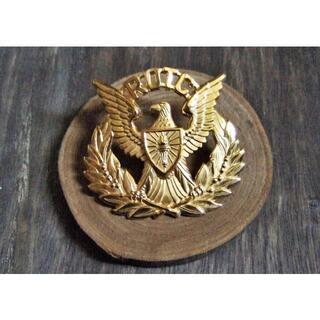 US.ARMY.ROTC☆キャップバッジ(バッジ/ピンバッジ)
