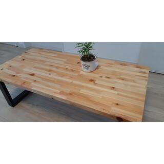 ヒノキテーブル(ローテーブル)