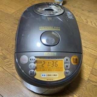 ゾウジルシ(象印)のZOJIRUSHI NP-NC10-TC(炊飯器)