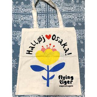 フライングタイガーコペンハーゲン(Flying Tiger Copenhagen)のflying tiger エコバッグ Osaka(エコバッグ)