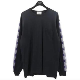 アンユーズド(UNUSED)のKUON 20SS LONG SLEEVE T-SHIRT  ロンT(Tシャツ/カットソー(七分/長袖))