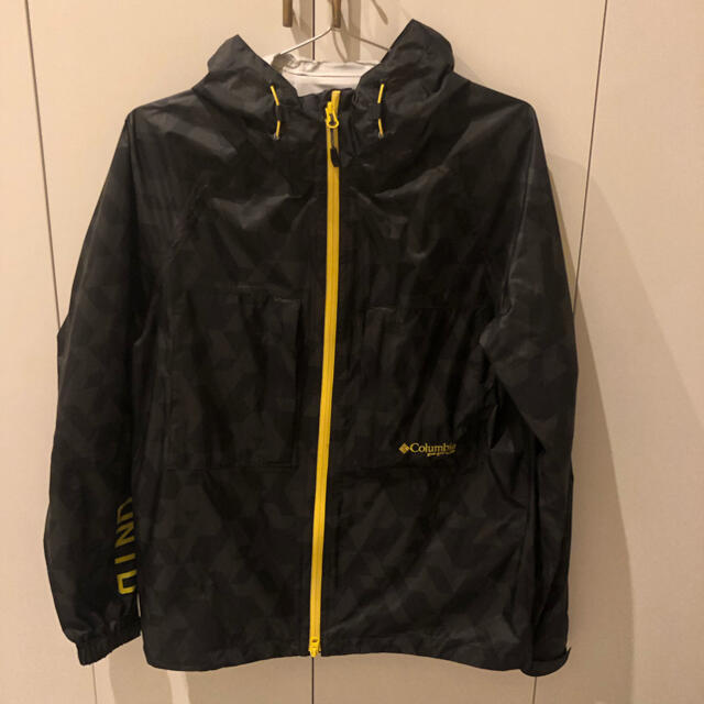 Columbia(コロンビア)のコロンビア バサーズユナイテッド レインジャケット メンズのジャケット/アウター(マウンテンパーカー)の商品写真
