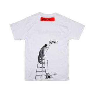 オフホワイト(OFF-WHITE)のヴァージル アブロー mca  限定 Tシャツ ナイキ オフホワイト(Tシャツ/カットソー(半袖/袖なし))