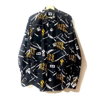 ブラックコムデギャルソン(BLACK COMME des GARCONS)のblack comme des garcons シャツ(シャツ)