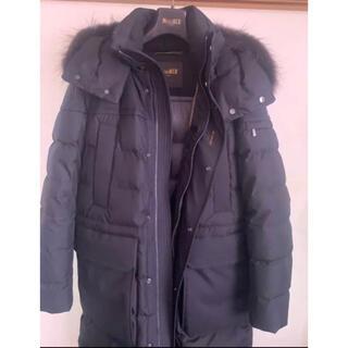 新品未使用 MOORER 極寒冷地仕様 N-3B型ダウンジャケット