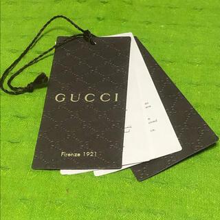 グッチ(Gucci)のGUCCI  タグ(その他)