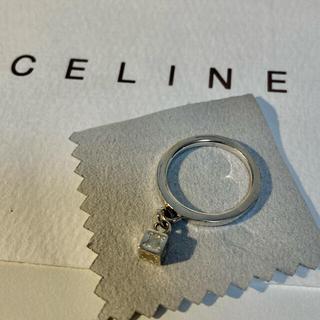 セリーヌ(celine)の【CELINE】シルバーリング(リング(指輪))