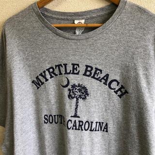 デルタ(DELTA)のサウスカロライナ州 マートルビーチ プリント Tシャツ(Tシャツ/カットソー(半袖/袖なし))