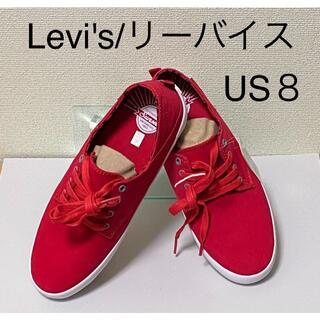 リーバイス(Levi's)の正規品【未使用】US7.5/Levi's/リーバイス/スニーカー/26cm⑤(スニーカー)