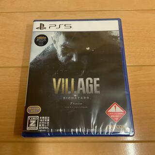 カプコン(CAPCOM)のバイオハザード ヴィレッジ Z Version PS5(家庭用ゲームソフト)