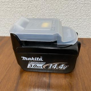 マキタ(Makita)の【純正】マキタ リチウムイオンバッテリBL1430B  14.4V 3.0Ah(バッテリー/充電器)