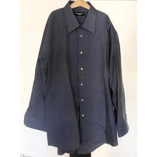 HIROKO KOSHINO - ≪3Lサイズ≫【送料込み1,200円】コシノヒロコ 藍色 長袖 シャツ