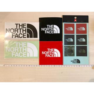 THE NORTH FACE - ノースフェイス ステッカー セット