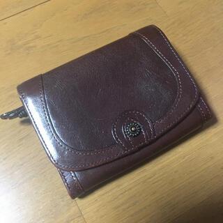 ダコタ(Dakota)のDakota ダコタ リードクラシック 本革 レザー 二つ折り財布 チョコ(財布)