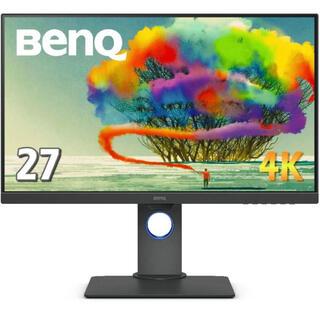 アップル(Apple)のBENQ デザイナーモニター PD2700U & モニターアーム(ディスプレイ)
