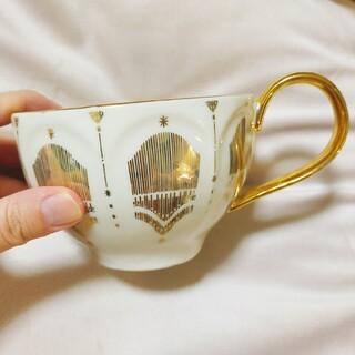 アンソロポロジー(Anthropologie)のアンソロポロジー マグカップ スープカップ(グラス/カップ)