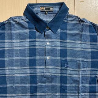 ダックス(DAKS)の⑦ メンズ ポロ シャツ 半袖(ポロシャツ)