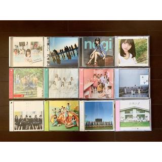 ノギザカフォーティーシックス(乃木坂46)の乃木坂46 CDシングル 12枚セット(ポップス/ロック(邦楽))