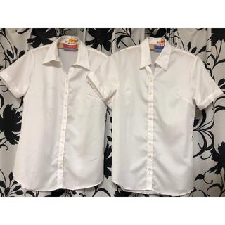 アオヤマ(青山)の洋服の青山 半袖シャツ 2着セット(シャツ/ブラウス(半袖/袖なし))