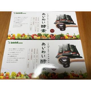 万田酵素さんの代用に あじわい酵素 ペースト状 62包 健康、美容、ダイエットに(その他)
