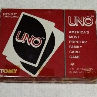 UNO(トランプ/UNO)