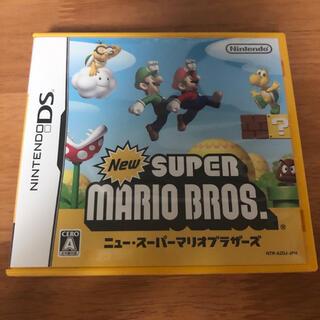 New スーパーマリオブラザーズ DS(家庭用ゲームソフト)