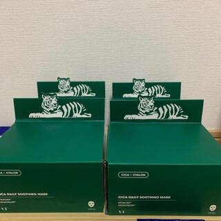 Dr. Jart+ - 【新品未開封】VT シカデイリースージングマスク 4箱セット
