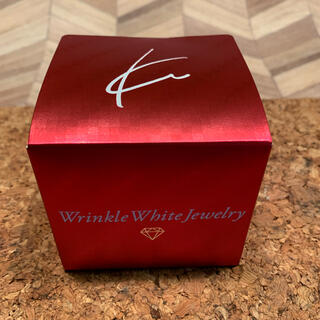 クリスタルジェミー(クリスタルジェミー)のチェンジカオリホワイトリンクルホワイトジュエリー 新品未使用(オールインワン化粧品)