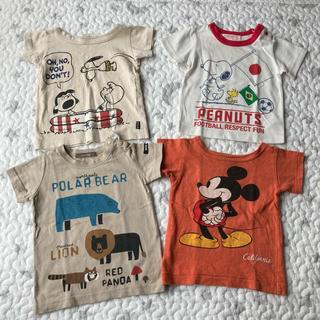 F.O.KIDS - 男の子まとめ売り 半袖Tシャツ サイズ80