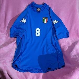 イタリア代表Kappaユニホーム