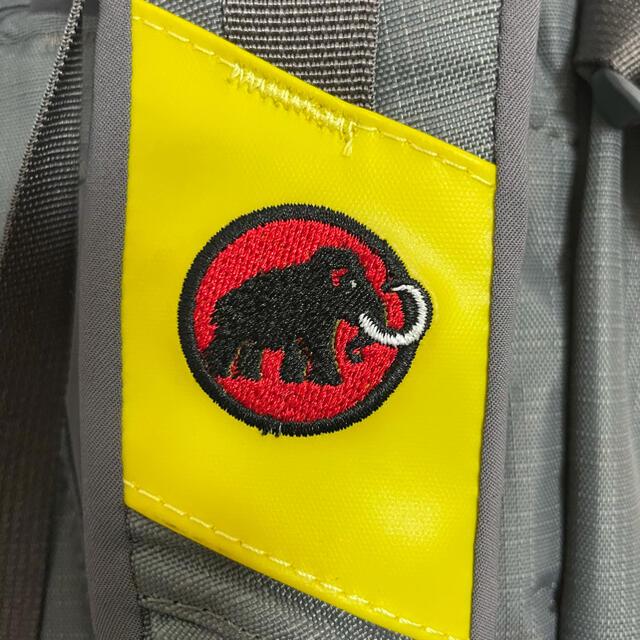 Mammut(マムート)のMAMMUT TRION PRO 50+ グレー/イエロー スポーツ/アウトドアのアウトドア(登山用品)の商品写真