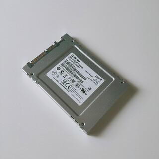 東芝 - TOSIBA 256GB SSD 中古品