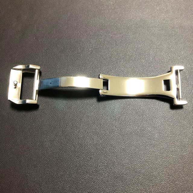 IWC(インターナショナルウォッチカンパニー)の【美品】IWC純正 バックル 尾錠幅18mm メンズの時計(その他)の商品写真