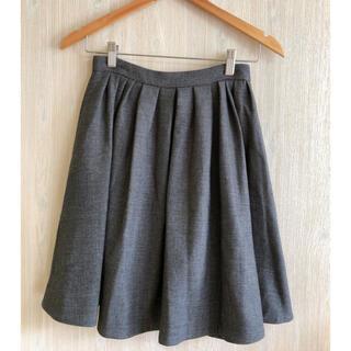 コルテスワークス(CORTES WORKS)の上品な膝丈スカート(ひざ丈スカート)
