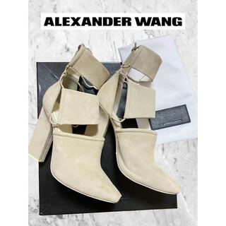 アレキサンダーワン(Alexander Wang)の半額❗️【Alexander Wang】新品未使用 mackenzie ブーツ(ブーツ)