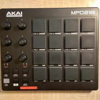 MPD218 AKAI パッドコントローラー(MIDIコントローラー)