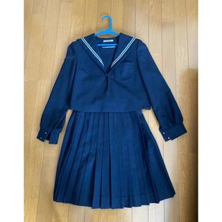 高校 セーラー服 冬服 上下 155A(衣装一式)