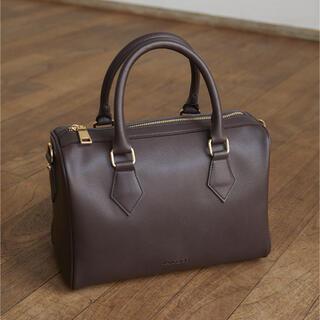 RANDEBOO RB boston bag(Dark Brown)(ボストンバッグ)