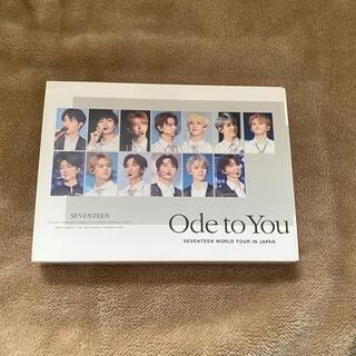 セブンティーン(SEVENTEEN)のode to you DVD seventeen (K-POP/アジア)