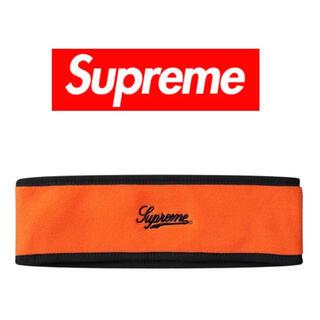 シュプリーム(Supreme)の2017AW Supreme Polartec® Logo Headband(ヘアバンド)