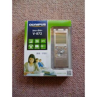 オリンパス(OLYMPUS)の【新品】OLYMPUS ICレコーダー Voice-Trek V-872 4GB(その他)